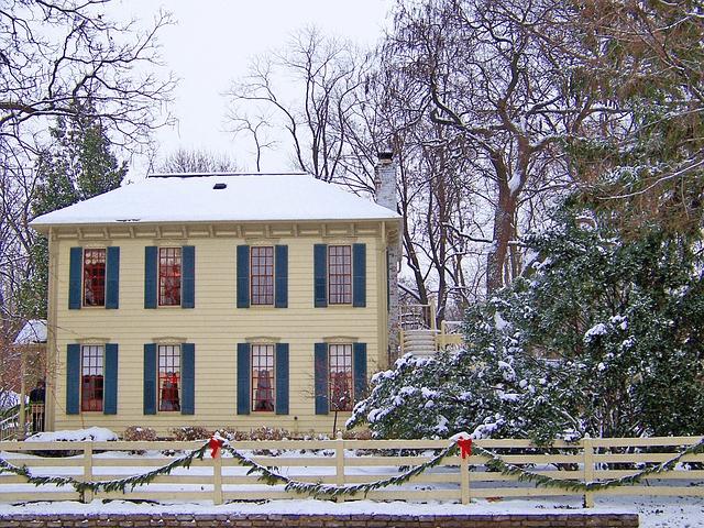 Czego możesz się spodziewać sprzedając dom zimą