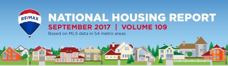 Sierpień 2017 - RE/MAX National Housing Report (15.09.2017)